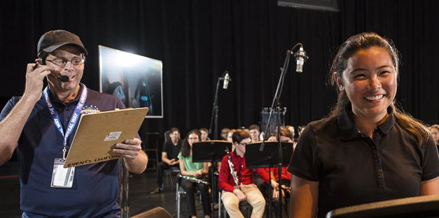 Universal's Sound Design: Music and the Art of Foley Brings Real Life Experiences to Youth Musicians