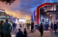 New Image Released of the Marvel-Themed Area Coming to Walt Disney Studios Park!