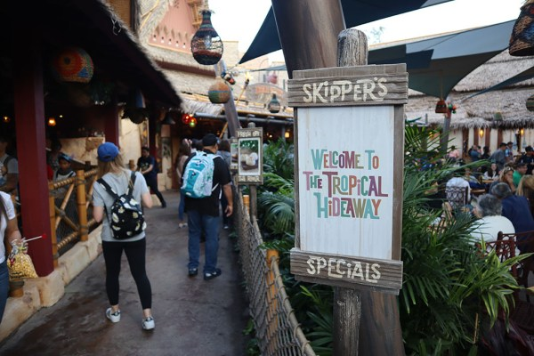 The Tropical Hideaway, now Open in Adventureland at Disneyland Park 2