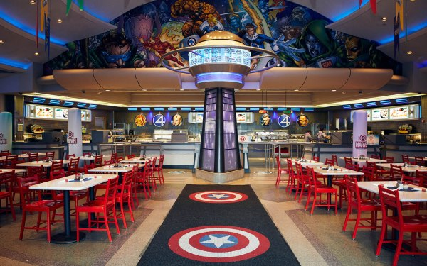 X-Men, Avengers, And Other Heroes Are Ready To Dine With You At Universal Orlando