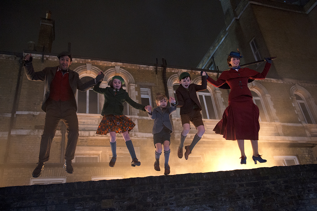 Disney's 'Mary Poppins Returns' Movie Review