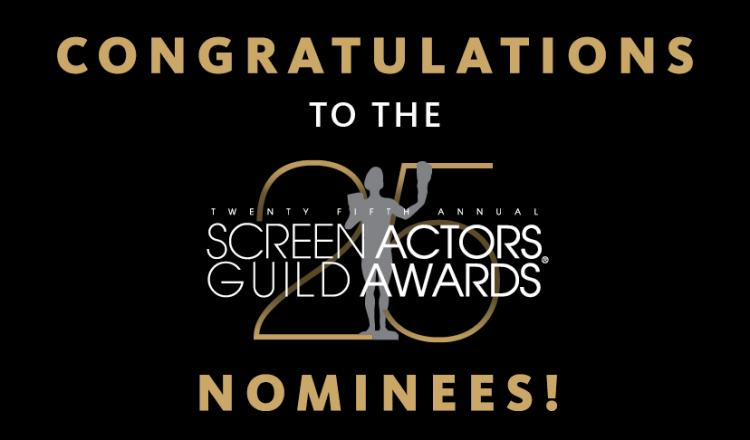 The Screen Actors Guild Awards Nominations Released For 2019