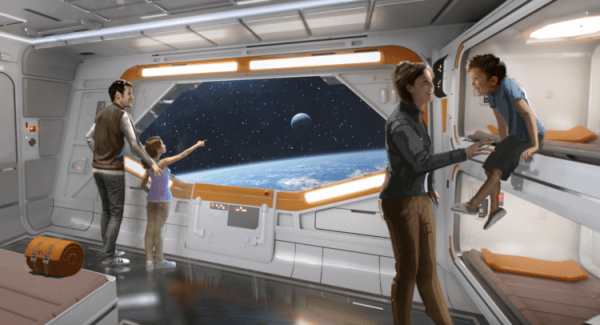 First Look: Star Wars Hotel coming to Walt Disney World 3