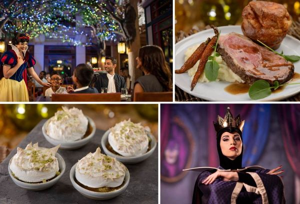 Storybook Dining at Artist Point is OPEN 1