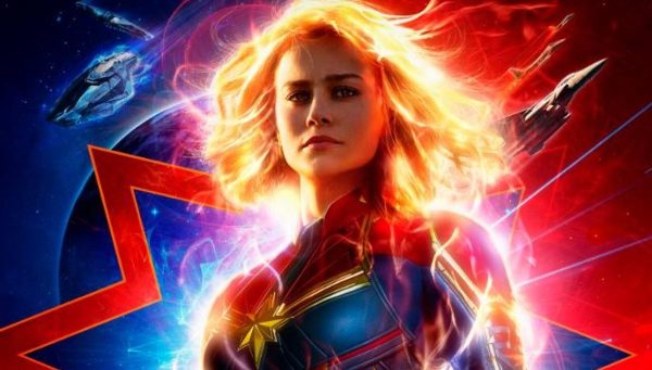 Captain Marvel Nets $69 Million in Second Weekend 1
