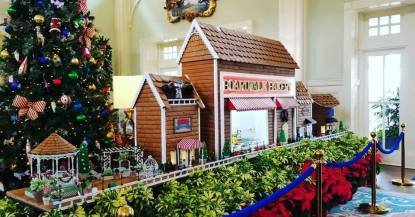 Boardwalk Gingerbread