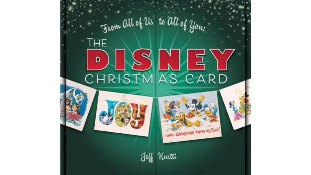 Disney Christmas Cards Through the Years!