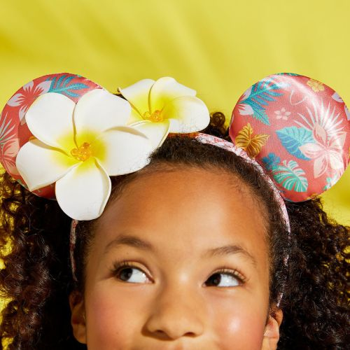 Aulani Plumeria Minnie Mouse Ears Now At Disneyland And On shopDisney 2