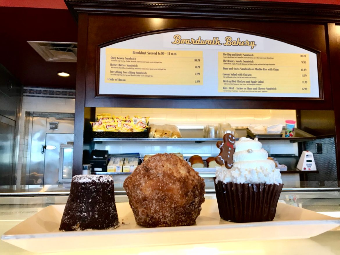 Boardwalk Bakery Holiday Eats are Here