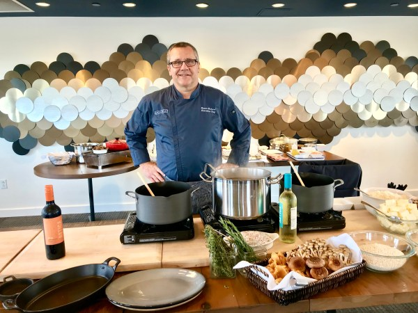 Paddle Fish Holiday Cooking Class