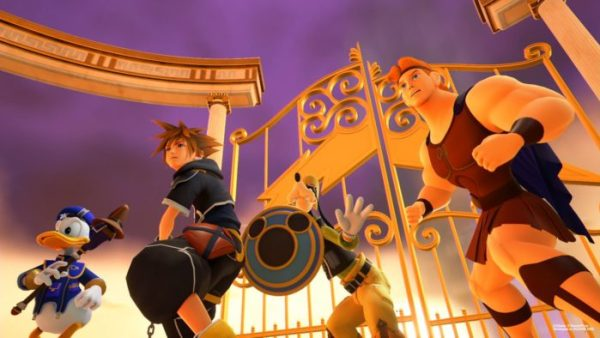 Kingdom Hearts Pop-up Experience Coming to Disney Springs 2