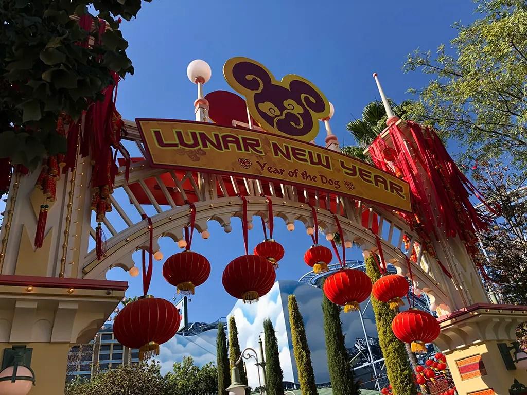 Disneyland Resort Celebrates 2019 with Lunar New Year and Food & Wine Festival