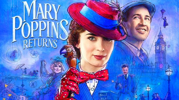 Some Holiday Magic May Save 'Mary Poppins Returns' Profit Margins