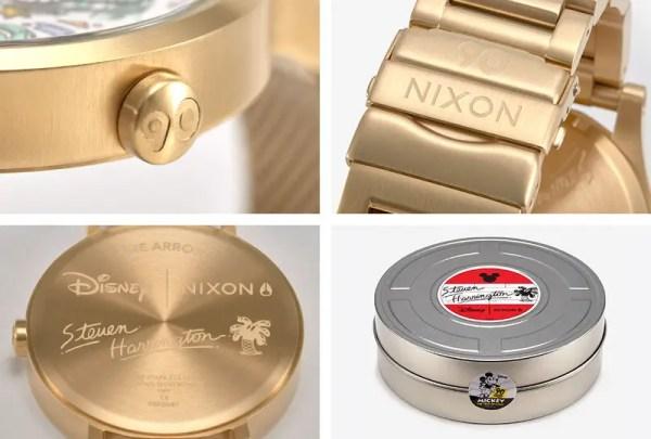 Nixon and Steven Harrington X Disney Watch Collection 1