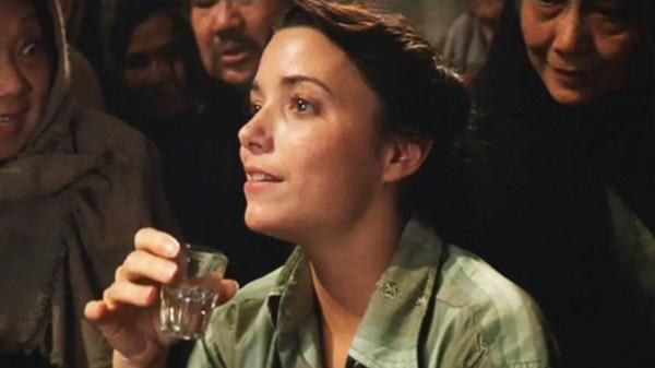 Karen Allen as Marion Ravenwood