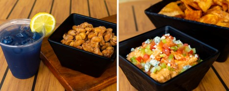 New Food Items at Disney World Restaurantosaurus