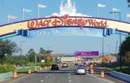 Select Walt Disney World Property Road Closures December 26-29.