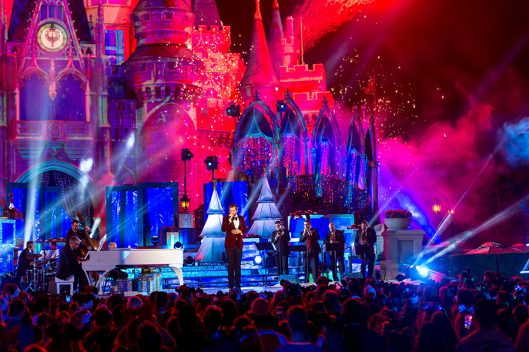 25 Days of Christmas Holiday Party from Disney Parks on Disney Channel Tonight 9