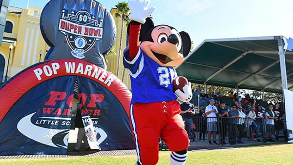 Pop Warner Celebrated the Organizations 90th Anniversary at Walt Disney World 5