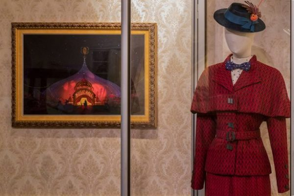 A Must See -'Mary Poppins Returns'- A Collection of Memorabilia at Disneyland