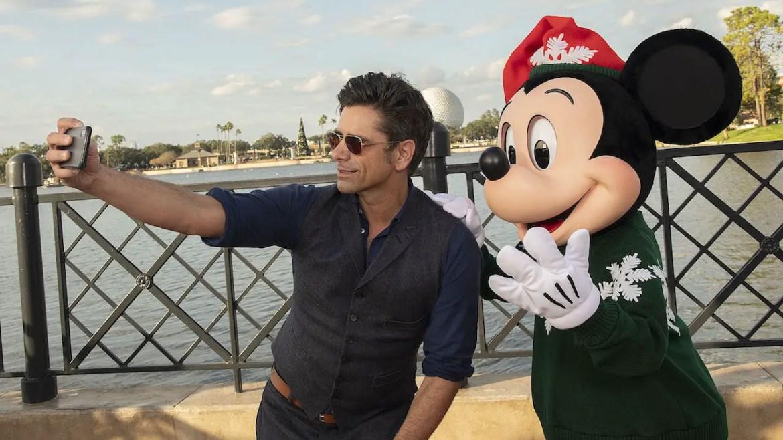 Take a tour of John Stamos's House with some Disney Flair