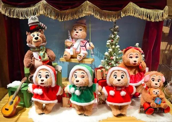 Country Bears Feeling Festive at Tokyo Disneyland! 8