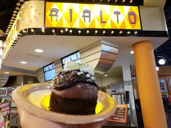 Rialto's Chocolate Cake