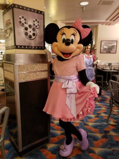 Minnie's Silver Screen Dine