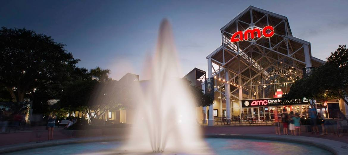 Upgrades to AMC's Dine-In Theater at Disney Springs.