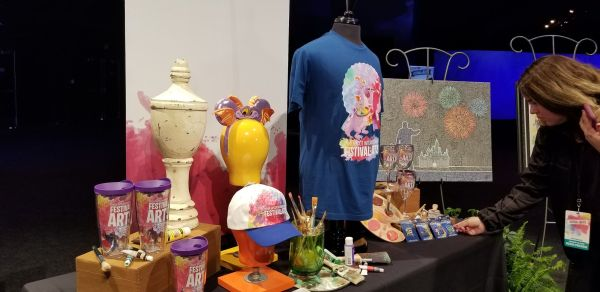 New Epcot Festival of the Arts Merchandise Revealed 1