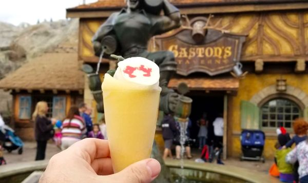 Now and Forever Slush Arrives at The Magic Kingdom
