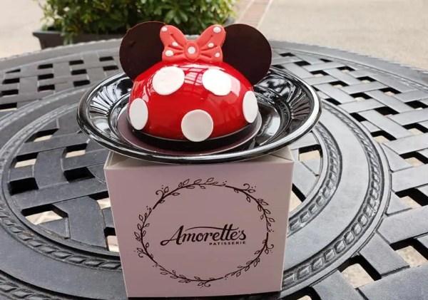 Minnie Rocks the Dots Amorette's