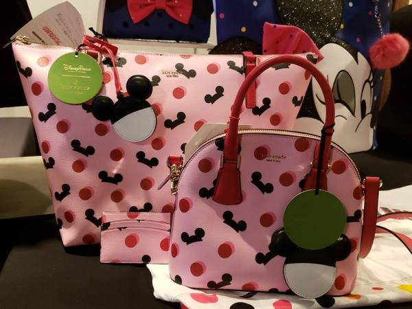 New Disney x Kate Spade Spring Collection Coming Soon 1