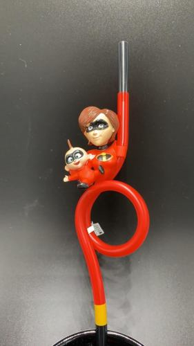 The Incredibles Souvenir Straw Is Now Available At Hollywood Studios 4