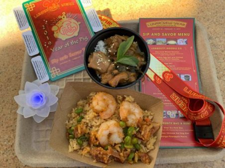 Food-Lovers Guide to Lunar New Year at Disney California Adventure Park