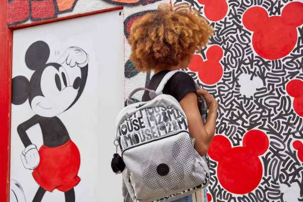 90 Years of Mickey Limited Edition Kipling Collection 1