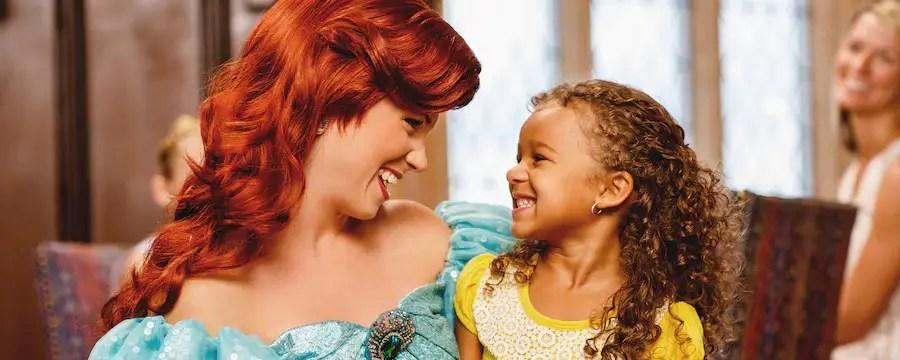 Disney Princess Breakfast Adventures Coming to Disneyland Resort