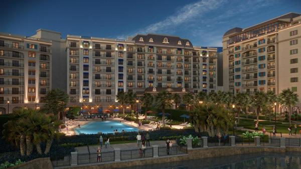 DVC Details Revealed for Disney's Riviera Resort