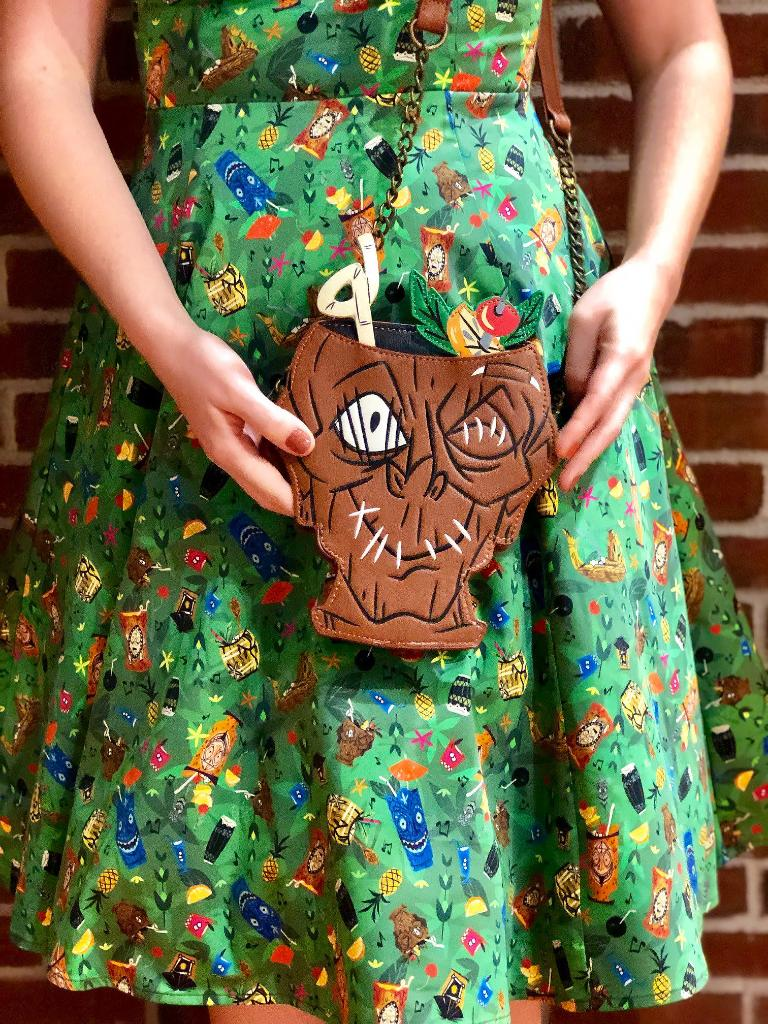 Trader Sam's Grog Grotto Dress and Handbag Coming Soon