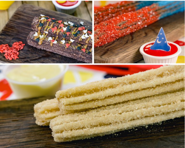 Celebrate Mickey and Minnie's 90th Anniversary with Yummy Eats at Disneyland 1