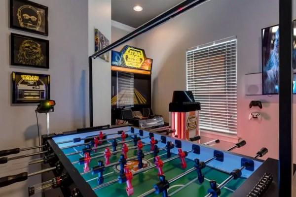 Fun House Game Room