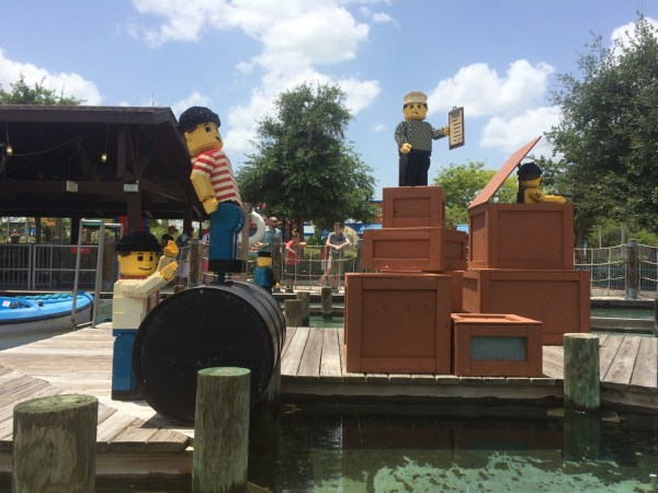 Limited Time FREE Florida Resident LEGOLAND Florida Preschooler Pass Coming Soon - Boating School