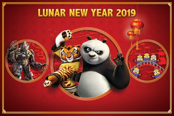 Lunar New Year Celebration Coming to Universal Studios Hollywood