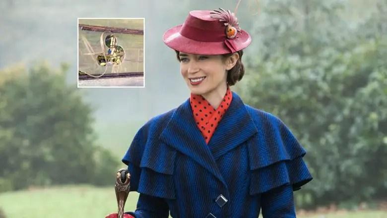 Hidden Mickeys Spotted In Mary Poppins Returns