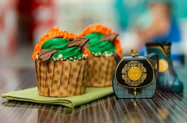 Newest Princess Cupcake at All-Star Music Resort