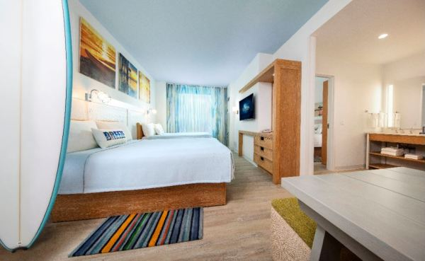 Universal's Endless Summer Resort Dockside Inn And Suites Accepting Reservations 3