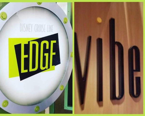 Edge and Vibe Disney Magic