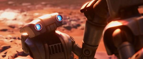 Pixar short film SparkShorts