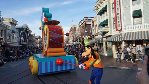 Mickey's Soundsational Parade has Returned to Disneyland 1