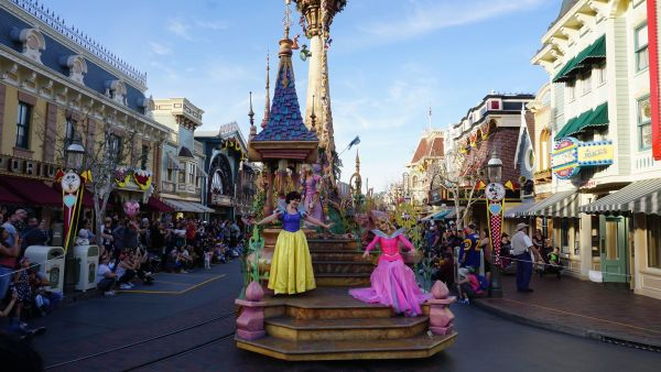Mickey's Soundsational Parade has Returned to Disneyland 6